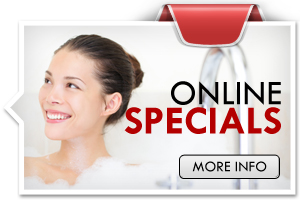 Online specials widget