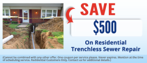 trenchless sewer repair san diego