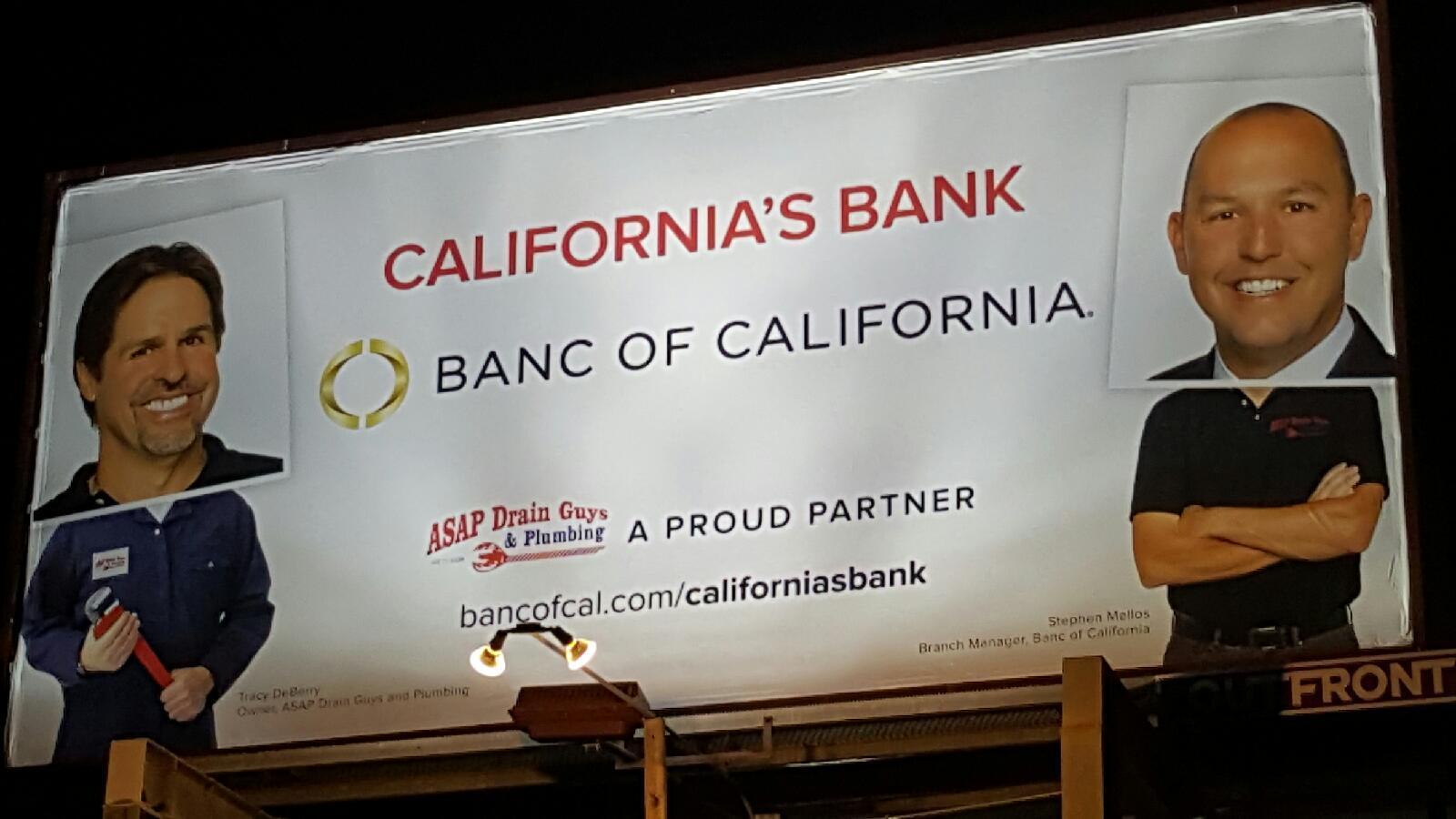 ASAP Plumbing Billboard
