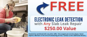 slab leak repair la jolla