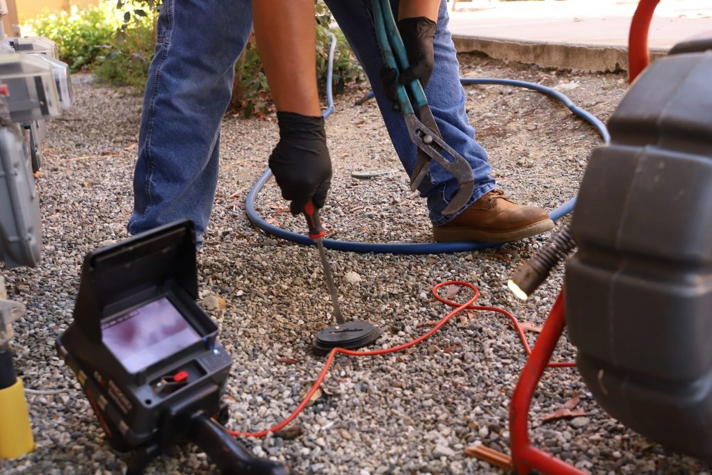 drain cleaning services in Del Mar