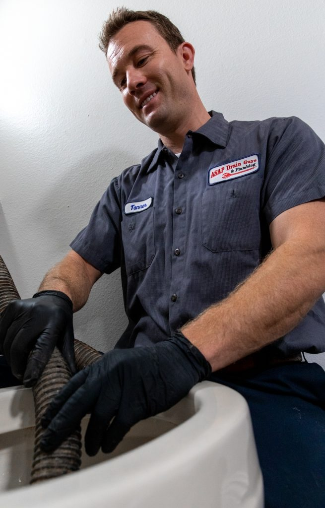 hydrojetting experts ASAP San Diego
