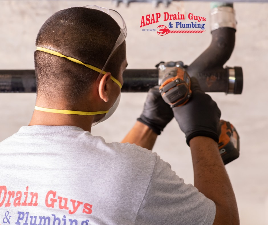 pipe repair and replacement san diego