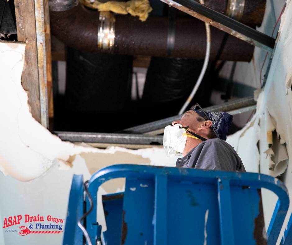 Emergency plumbing services San Diego County