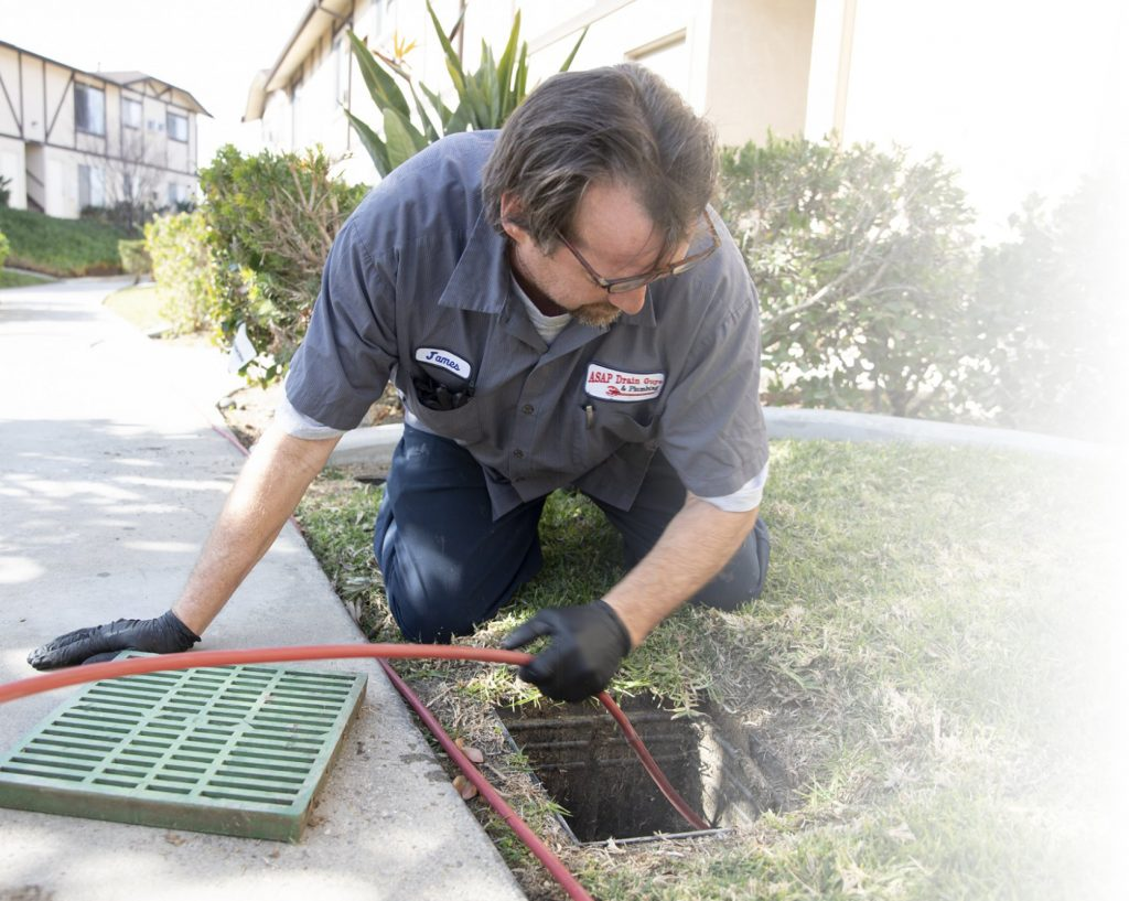 drain cleaning San Marcos, California