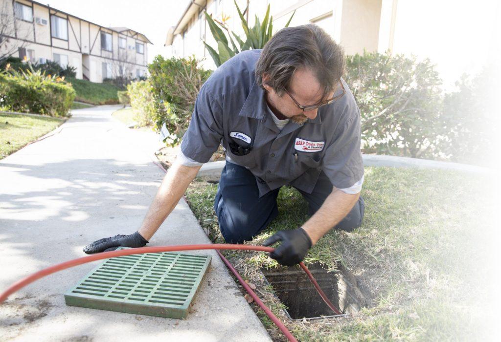 Drain Cleaning El Cajon, California