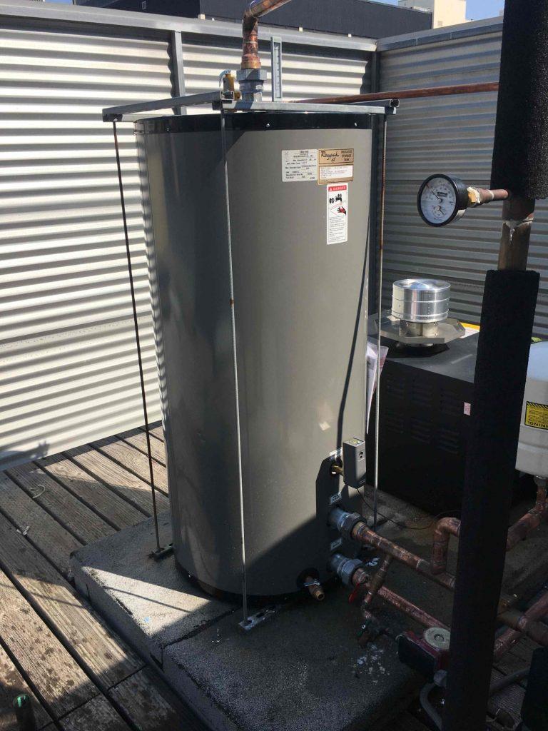 boilers service and repair