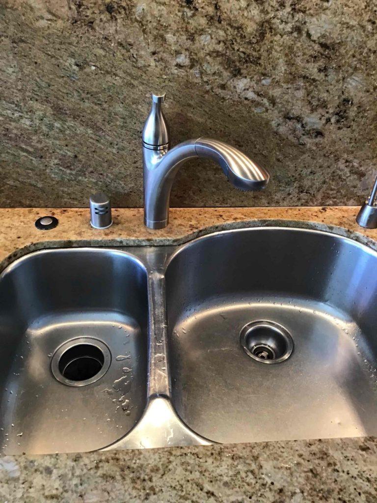 kitchen faucet repair san diego