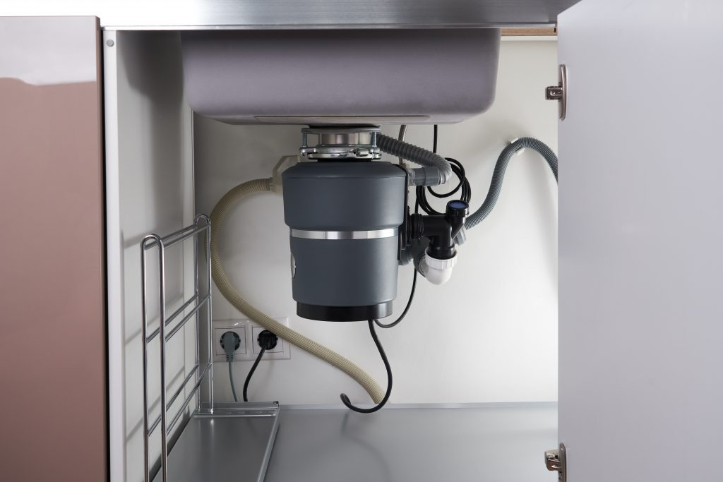 garbage disposal repair and installation