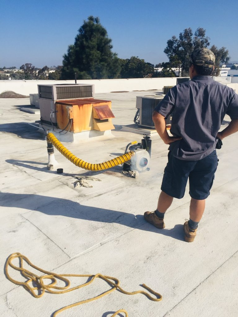 leak detection San Marcos, California